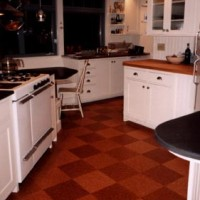 Classic Collection Medium Shade Tiles - Kitchen checkerboard
