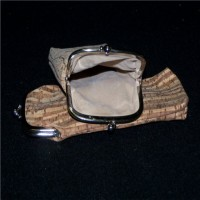Eyeglass Case: Opened