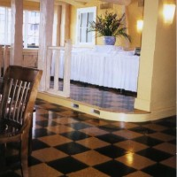 Classic Collection Dark Shade and Leopard Tile - Restaurant (2)